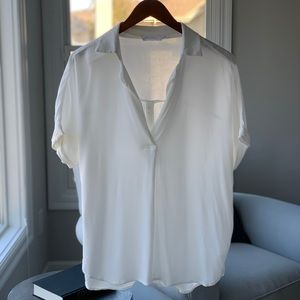 All in Flavor x Nordstrom Popover Blouse